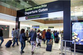 Departure Gates T1