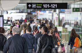 Record May at Dublin Airport