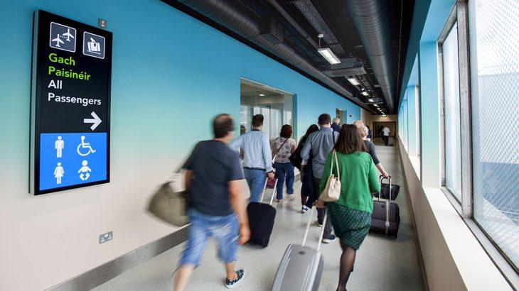 Dublin Airport Dubplus July Record
