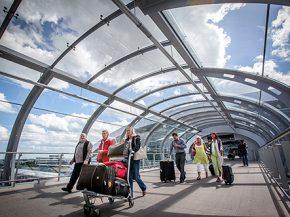 Dub+ Dublin Airport decline in British visitors