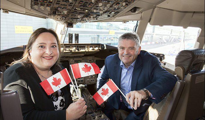 Air Canada Dublin Airport Dub+