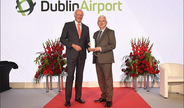 Dublin Airport DUB+ Capa Award