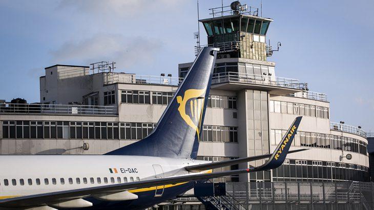 Dublin Airport DUB+ Ryanair Munich