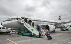Dublin Airport DUB+ Dublin South Gates Inaugural flight
