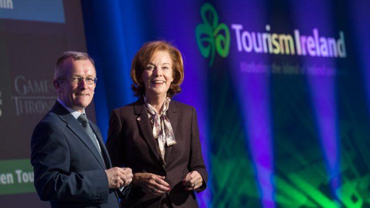 Dublin Airport DUB+ Tourism Ireland