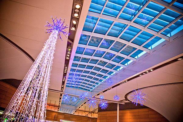 Dublin Airport DUB+ Christmas