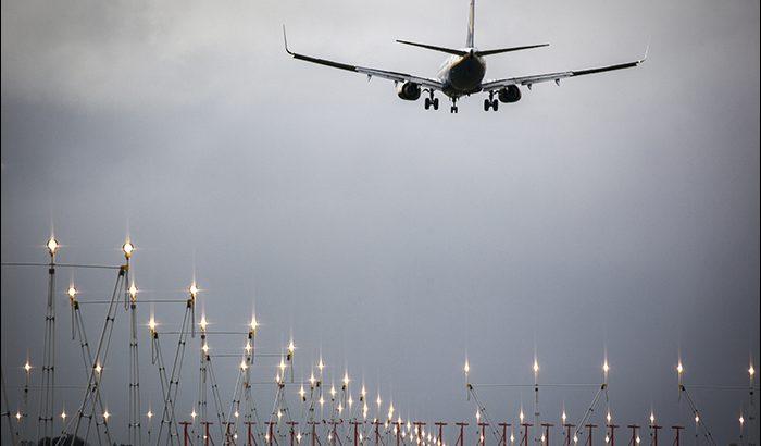 Dublin Airport DUB+ 2017 Busiest Ever Year In Irish Airspace - IAA