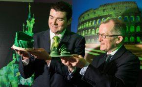 DUB+ Dublin Airport Tourism-Ireland-Global-Greening