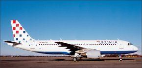 DUB+ Dublin Airport Croatia-Airlines Dublin to Zagreb