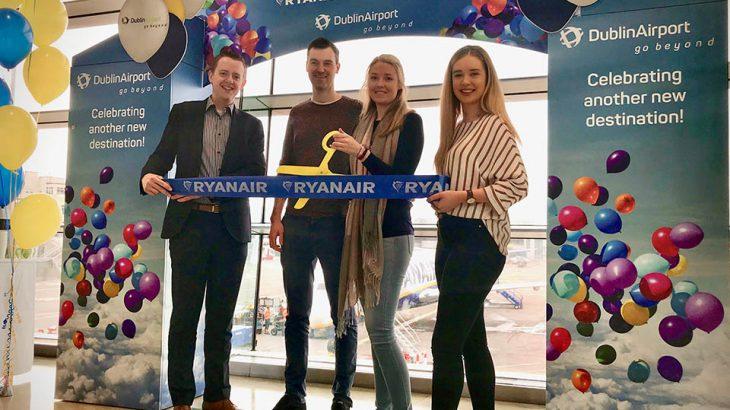 Dublin Airport DUB+ Ryanair Marrakesh