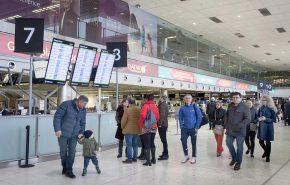 Dublin Airport DUB+ passengers
