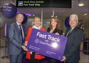 Dublin Airport DUB+ Fast Track Grant Thornton