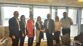 DUB+ Dublin Airport Vancouver visit