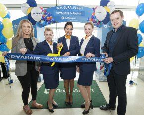 Dublin Airport DUB+ Ryanair to Paphos