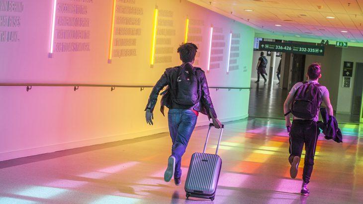 Dublin Airport DUB+ April Record