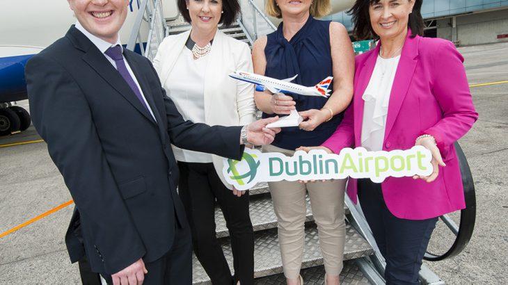 Dublin Airport DUB+ British Airways Dublin - Manchester