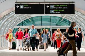 Dublin Airport DUB+ 50th Consecutive Month of Growth