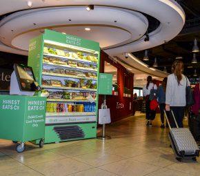 Dublin Airport DUB+ Honest Eats Kiosk