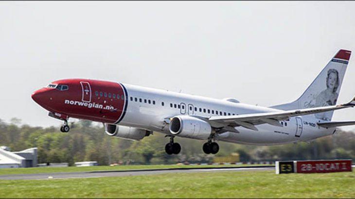 Dublin Airport DUB+ Norweigan