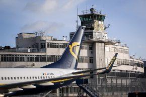 Dublin Airport DUB+ Ryanair Southend