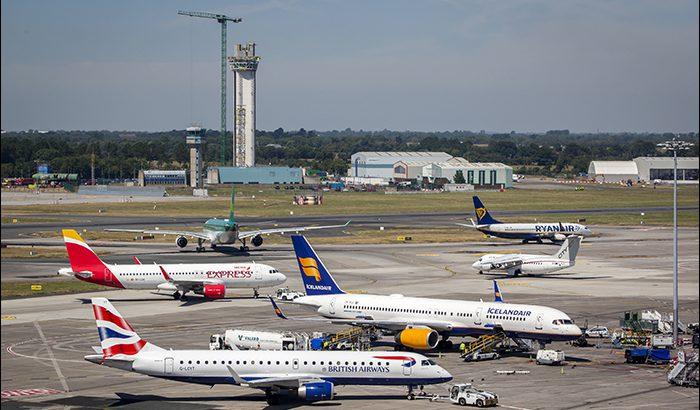 Dublin Airport DUB+ Busiest Summer Ever in Irish Airspace