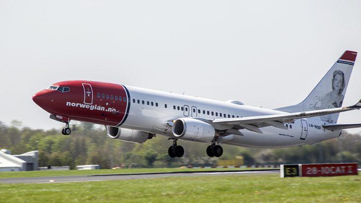 Dublin Airport DUB+Norweigian Transatlantic Expansion