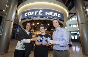 Dublin Airport DUB+ Cafe Nero