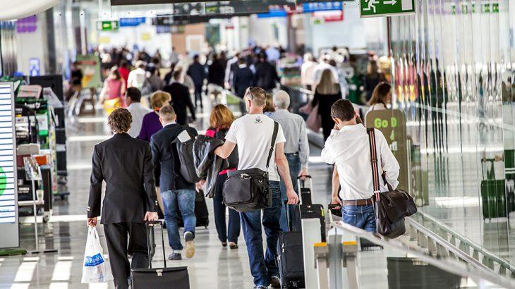 DUB+ Dublin Airport Record January