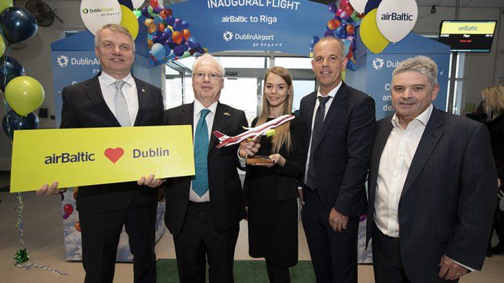 Dublin Airport DUB+ Airbaltic Dublin Riga