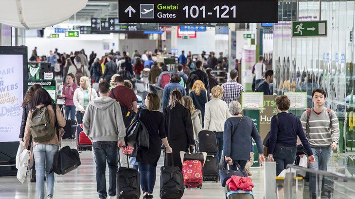 Dublin Airport DUB+ Easter 2019