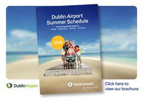 Dublin Airport DUB+ Summer Schedule 2019