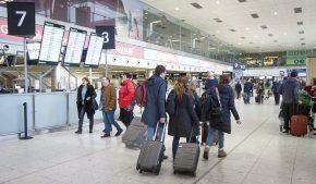 DUB+ Dublin Airport April Record